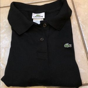 Nwot Lacoste polo shirt